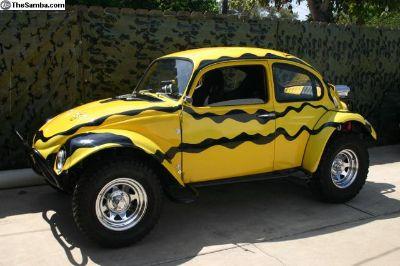 1965 Hot Rod VW Baja Show & Play