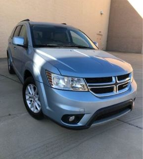 2013 Dodge Journey SXT 4dr SUV