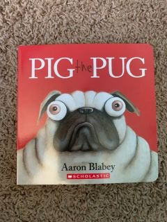 Pig the pug mini board book