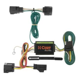 Sell Curt 55027 Vehicle Towing Harness Adapter T-Connector Dodge Nitro motorcycle in Tallmadge, Ohio, US, for US $54.97