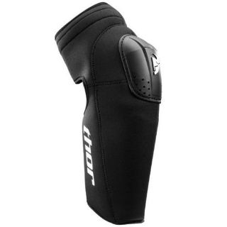 Buy Thor Static MX Knee Guard Motocross Black Fits most Adults motorcycle in Holland, Michigan, United States, for US $53.34
