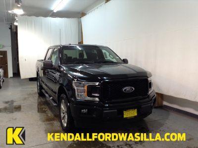 2018 Ford F-150 STX XL SUPERCREW 6.5' BOX (Shadow Black)