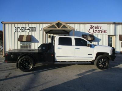 2016 CHEVROLET 3500 HI COUNTRY 4X4 CREW CAB HI CNTRY