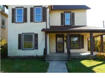 3 Bed 1.1 Bath Foreclosure Property in Springfield, OH 45505 - Glenn Ave