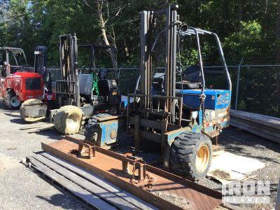 Princeton PB50 Truck Mounted Forklift