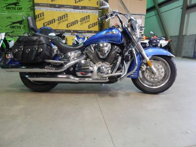 2007 Honda VTX 1300R Cruiser Motorcycles Concord, NH