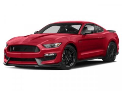 2019 Ford Mustang Shelby GT350 (Race Red)