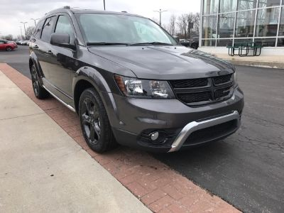 2018 Dodge Journey Lux (granite)