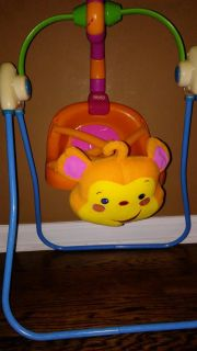 Fisher price toy swing