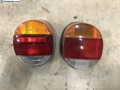 73-79 Beetle & Thing Turn Signal Tail Lights
