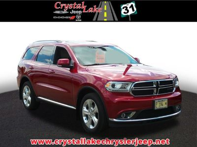 2014 Dodge Durango Crew (Deep Cherry)