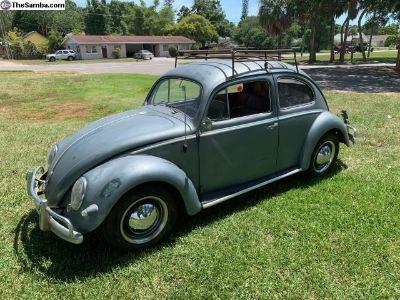 55 Oval very original survivor car w/great patina