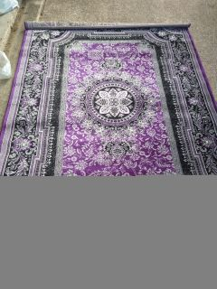 New 6x8 area rug