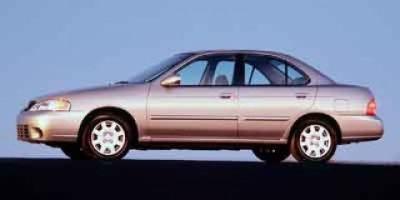 2001 Nissan Sentra GXE (Tan)