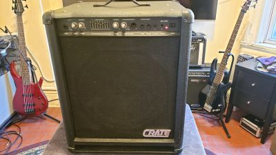 CRATE BX 100 GUITAR BASS AMP 100 WATTS