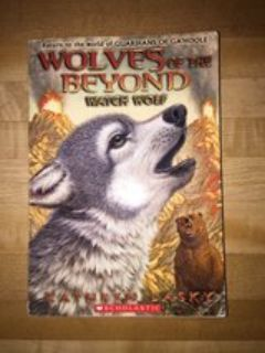 Wolves of the Beyond-Watch Wolf by Scholastic