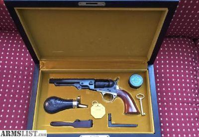 For Sale: Colt Pocket Navy 2nd generation