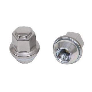 Find Two (2) Dorman Lug Nuts 14mm x 1.50 Conical Seat - 60 Degree Set of 10 Polished motorcycle in Tallmadge, Ohio, US, for US $77.89