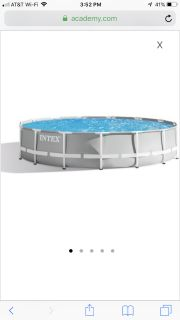 Brand new Swimming pool never been opened still in box