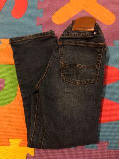 Sz6 Boys Jeans 2 pair