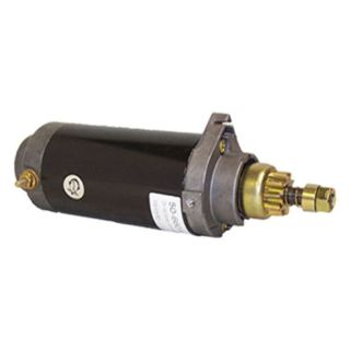 Purchase NIB Mercury 75-90hp L3 Starter Motor 10 Tooth MES MES S2063M motorcycle in Hollywood, Florida, United States, for US $154.16