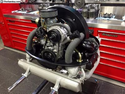 Powerhaus New 1600cc Turnkey Engines-Single Carb