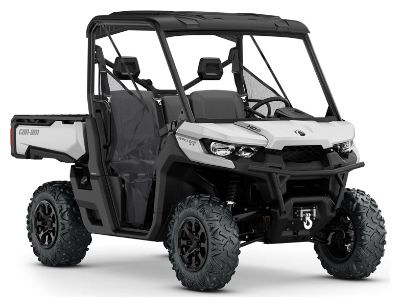 2019 Can-Am Defender XT HD8 Side x Side Utility Vehicles Castaic, CA