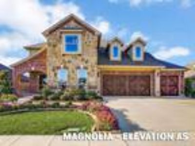 The Magnolia II by Bloomfield Homes : Plan to be Built
