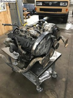 TDI Engine Swap Parts