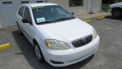 2007 Toyota Corolla CE (White)