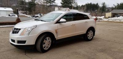2012 Cadillac SRX Luxury Collection (White)