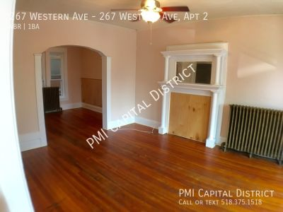 Charming 4 Bedroom w/ dishwasher on Western Ave