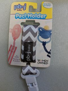 NEW Pacifier Clip