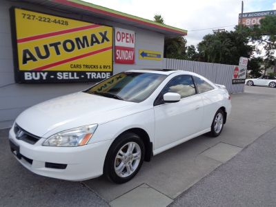 2006 Honda Accord EX (White)