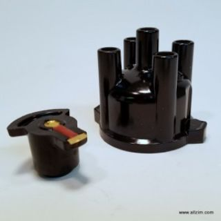 Bosch 050 Distributor cap and rotor sets
