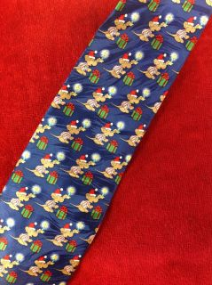 Classic/Vintage Keith Daniels Winter Neck Tie - Mouse