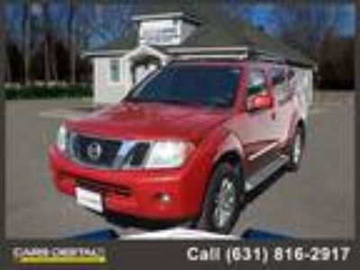 $12955.00 2012 NISSAN Pathfinder with 102734 miles!