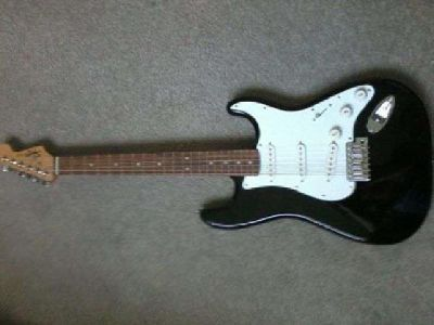 $500 Fender Squier Stratocaster electric guitar