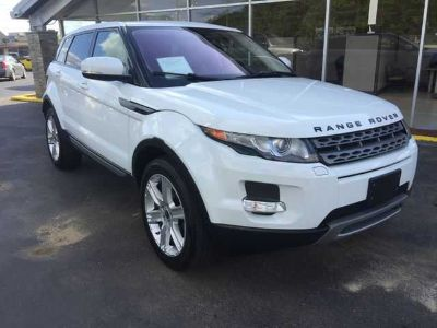 Used 2012 Land Rover Range Rover Evoque for sale