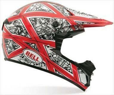 Find Bell SX-1 Rocker Red Motocross Helmet X-Small motorcycle in South Houston, Texas, US, for US $73.53