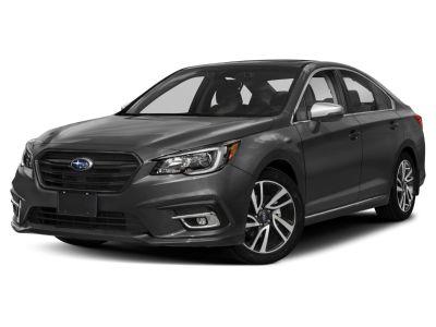 2019 Subaru Legacy 2.5i (Crystal Black Silica)