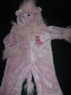 Plush Pink Poodle Costume size 12-18M ~*~* HAVE 2 FOR TWINS!