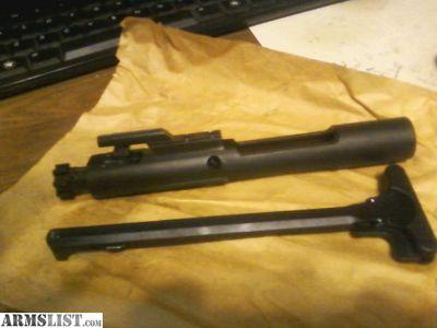 For Sale/Trade: AR 15 Bolt group & handle 80 $