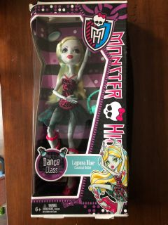 BNIP Monster High doll