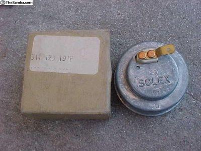 NOS T-3 6 volt choke