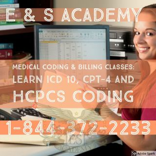 Medical Billing and Coding Class.