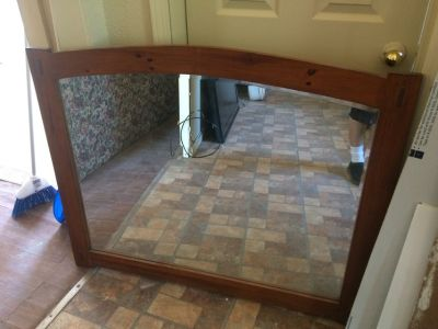 Large Mirror 36 inches wide