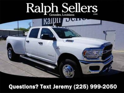 New 2019 Ram 3500 4x4 Crew Cab 8' Box