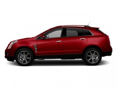 2011 Cadillac SRX Performance Collection (Crystal Red Tintcoat)
