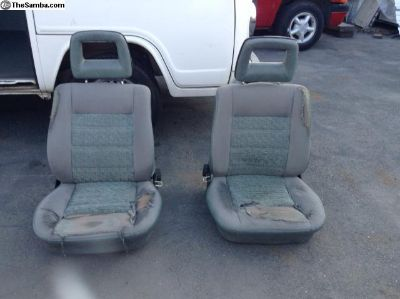 Vanagon reclining front seats
